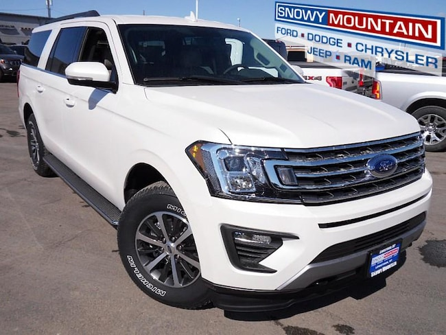 2019 Ford Expedition Max XLT Full Size SUV