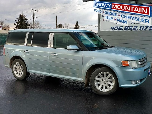 2009 Ford Flex SEL Crossover SUV