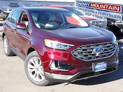 2019 Ford Edge Titanium Crossover SUV