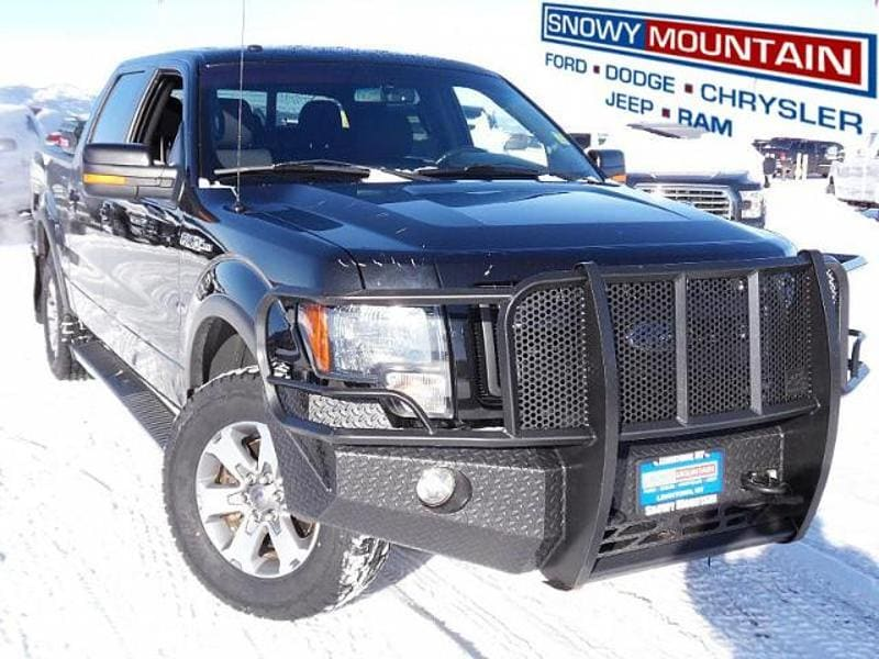 2013 Ford F150 4WD FX4 Full Size Truck