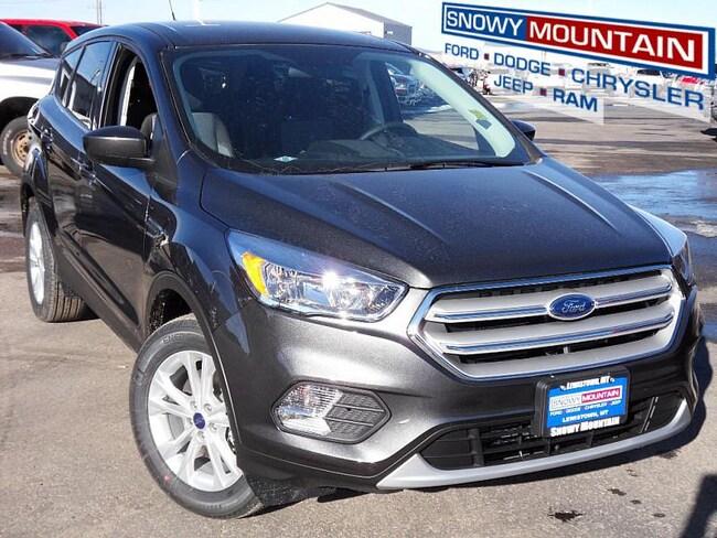 2019 Ford Escape SE Compact SUV