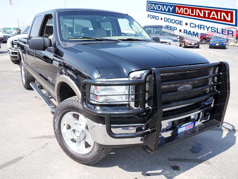 2007 Ford F250 4WD Lariat Full Size Truck
