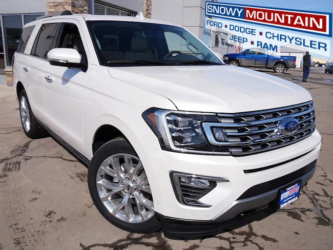 2019 Ford Expedition Limited Full Size SUV