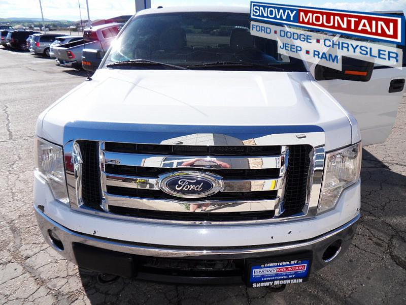2012 Ford F150 4WD XLT Full Size Truck