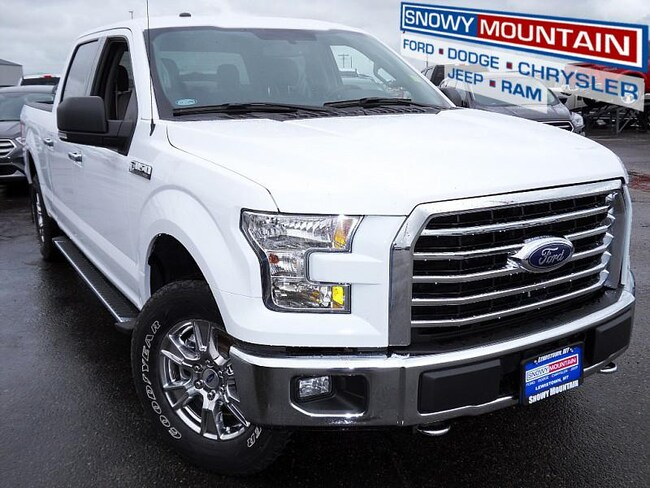 2016 Ford F150 4WD XLT Full Size Truck