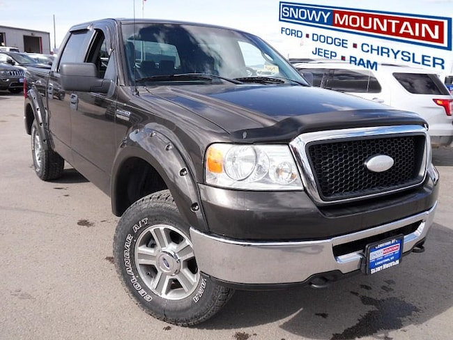 2007 Ford F150 4WD XLT Full Size Truck