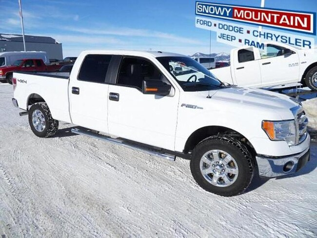 2014 Ford F150 4WD XLT Full Size Truck