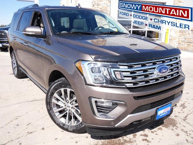 2018 Ford Expedition Limited Full Size SUV
