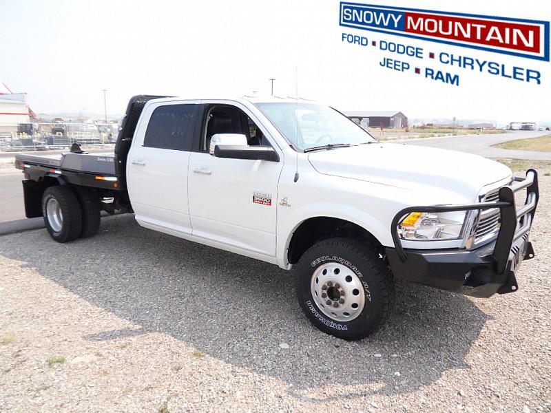 2011 Ram 3500 Laramie Truck Crew Cab