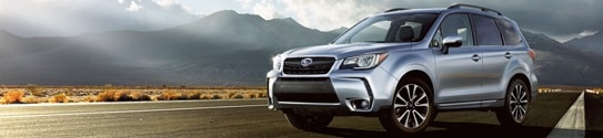 Now through August 1, get 0% APR Financing on all new 2016 and 2017 Forester Models.