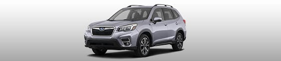 Now through 4/30/20 get 0% APR Financing for 63 months on all new 2020 Forester Models