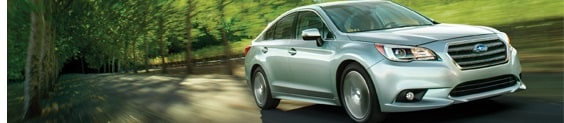 Now through October 3, get 0% APR Financing on all new 2017 Legacy Models.
