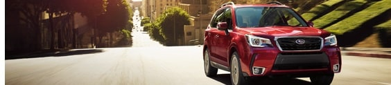 Now through October 31, get 0% APR Financing on all new 2017 Forester Models.