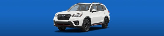 Now through 9/30/20 get 0% APR Financing* for 63 months on a new 2020 Forester