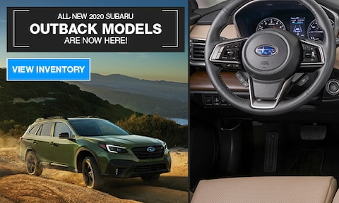 All-New 2020 Subaru Outback Models are now here!