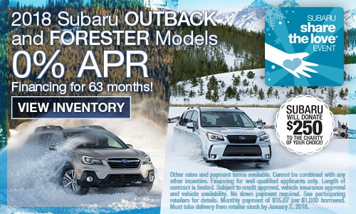 auto financing specials in madison wi don miller subaru west. Black Bedroom Furniture Sets. Home Design Ideas