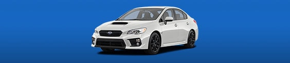 Now through 9/30/20 get 0.9% APR Financing* on a new 2020 WRX