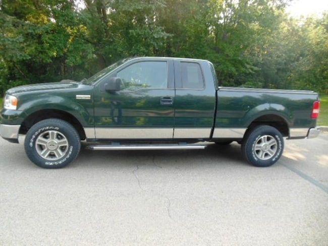 2005 Ford F-150 XLT Extended Cab Truck