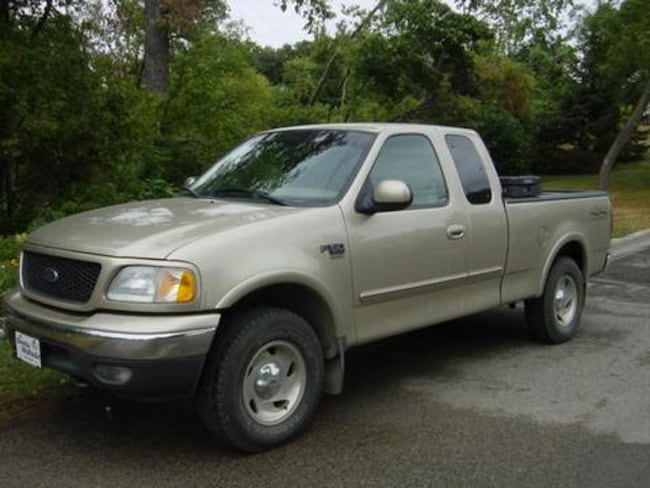 2000 Ford F-150 XLT Extended Cab Truck