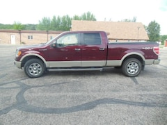 2010 Ford F-150 Lariat Crew Cab Short Bed Truck