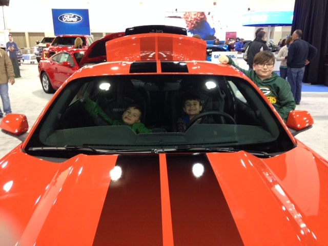Categories New Inventory. Tags New Ford Vehicles Milwaukee Auto Show Soerens ...  sc 1 st  Soerens Ford & Soerens Ford of Brookfield | Thereu0027s nothing like a kid at a car show! markmcfarlin.com