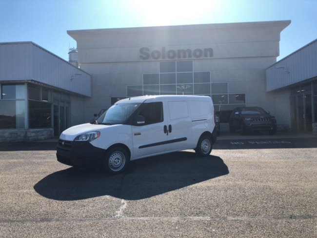 2018 Ram ProMaster City Base Cargo Van