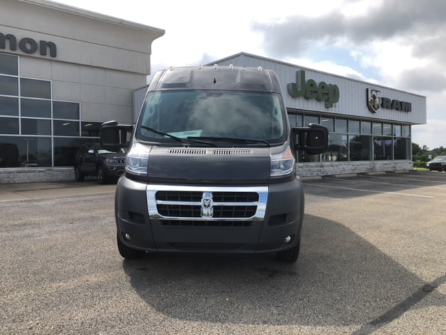 New 2018 Ram ProMaster 2500 CARGO VAN HIGH ROOF 136 WB Cargo Van For Sale/Lease Brownsville PA