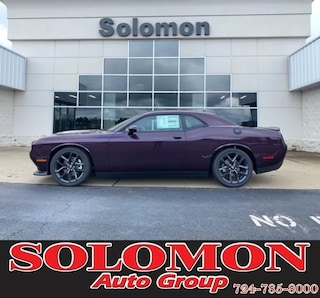 New 2021 Dodge Challenger R/T Coupe For Sale Brownsville PA