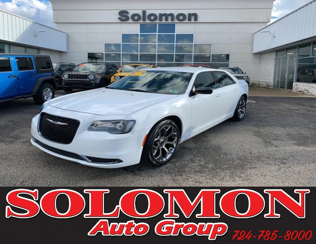 Certified Pre Owned 2018 Chrysler 300 Touring Sedan For Sale Brownsville PA