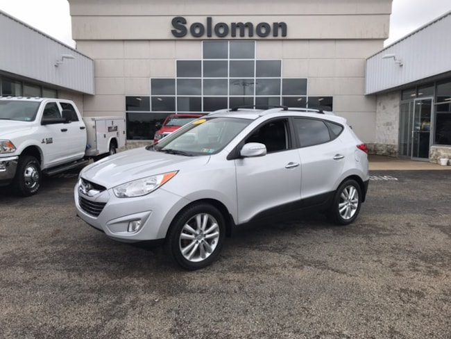 Used 2013 Hyundai Tucson LIMITED AWD SUV For Sale Brownsville, PA