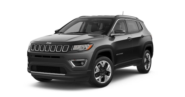 New 2018 Jeep Compass LIMITED 4X4 Sport Utility For Sale/Lease Brownsville PA