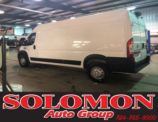New 2019 Ram ProMaster 2500 CARGO VAN HIGH ROOF 159 WB Cargo Van For Sale/Lease Brownsville PA