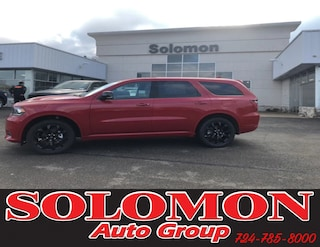 New 2019 Dodge Durango GT PLUS AWD Sport Utility For Sale Brownsville PA