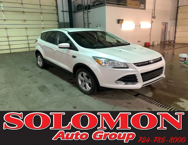 Used 2015 Ford Escape SE SUV For Sale Brownsville, PA
