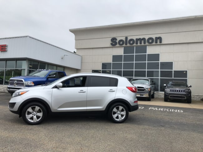 Used 2012 Kia Sportage LX (A6) SUV For Sale Brownsville, PA