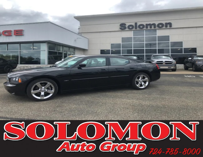 Used 2010 Dodge Charger R/T Sedan For Sale Brownsville, PA