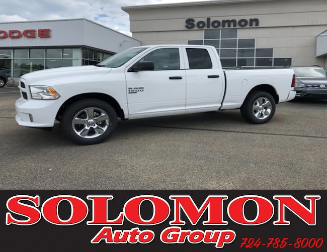 New 2019 Ram 1500 CLASSIC EXPRESS QUAD CAB 4X4 6'4 BOX Quad Cab For Sale/Lease Brownsville PA