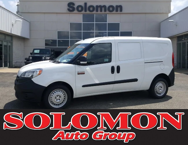 New 2018 Ram ProMaster City TRADESMAN CARGO VAN Cargo Van For Sale/Lease Brownsville PA