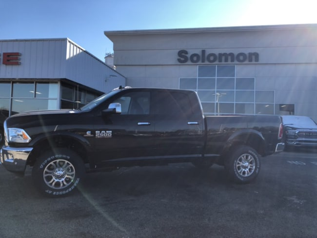 New 2018 Ram 2500 LARAMIE CREW CAB 4X4 6'4 BOX Crew Cab For Sale/Lease Brownsville PA