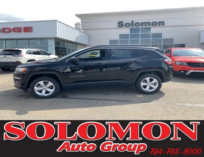 New 2019 Jeep Compass LATITUDE 4X4 Sport Utility For Sale/Lease Brownsville PA