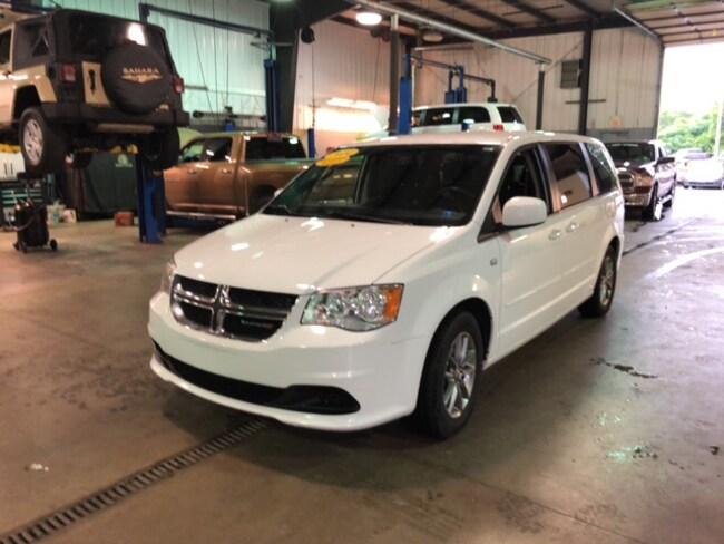 Used 2014 Dodge Grand Caravan SE Passenger Van For Sale Brownsville, PA