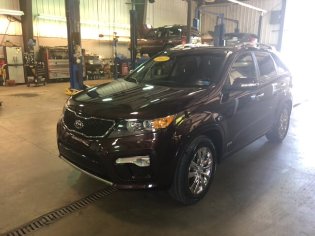 Used 2012 Kia Sorento SX V6 (A6) SUV For Sale Brownsville, PA