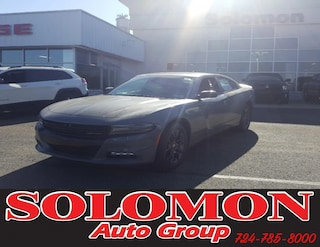 New 2018 Dodge Charger GT AWD Sedan For Sale Brownsville PA