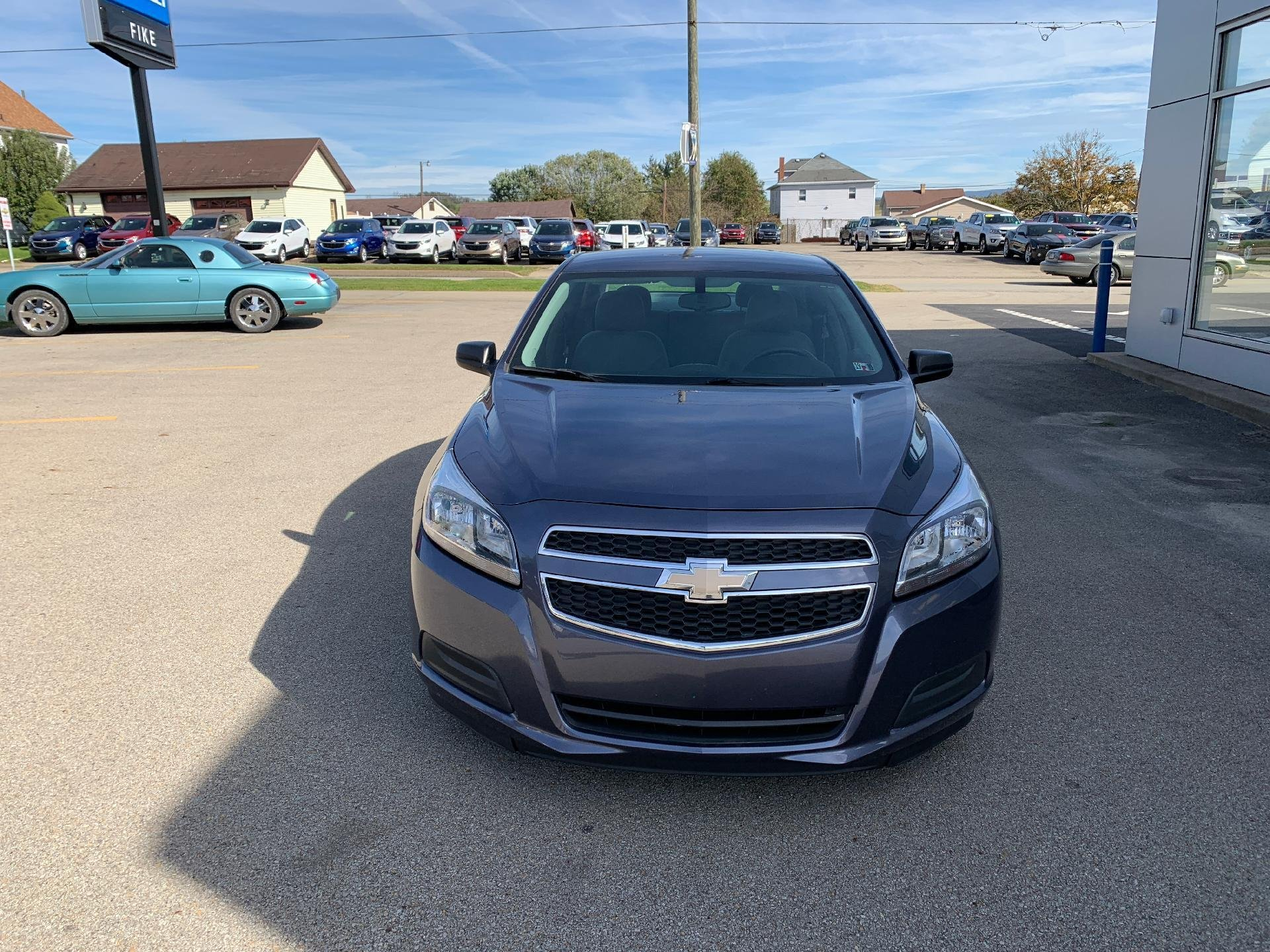Used 2013 Chevrolet Malibu For Sale