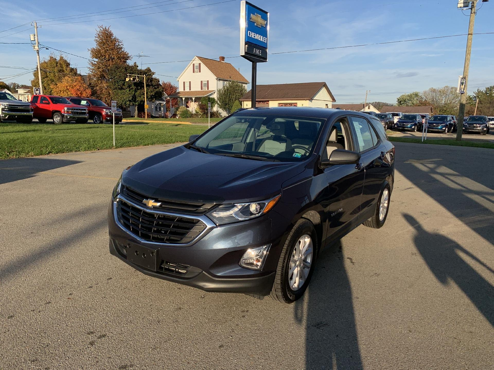 Used 2018 Chevrolet Equinox For Sale