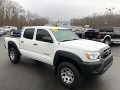 2012 Toyota Tacoma V6 Double Cab 4WD Crew Cab Short Bed Truck