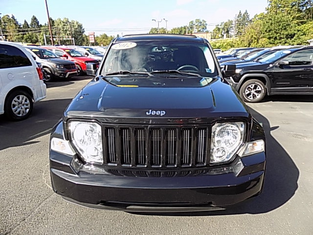 ... Used 2012 Jeep Liberty Latitude 4X4 SUV For Sale Carmichaels, PA ...