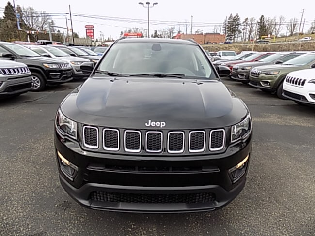 New 2018 Jeep Compass For Sale/Lease Carmichaels PA ...