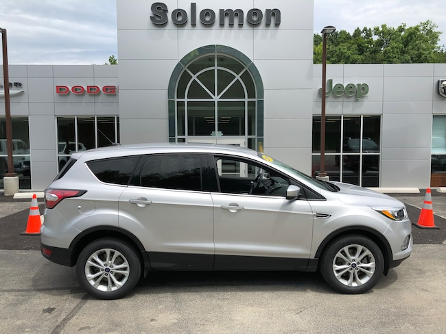 Used 2017 Ford Escape SE AWD SUV For Sale Carmichaels, PA