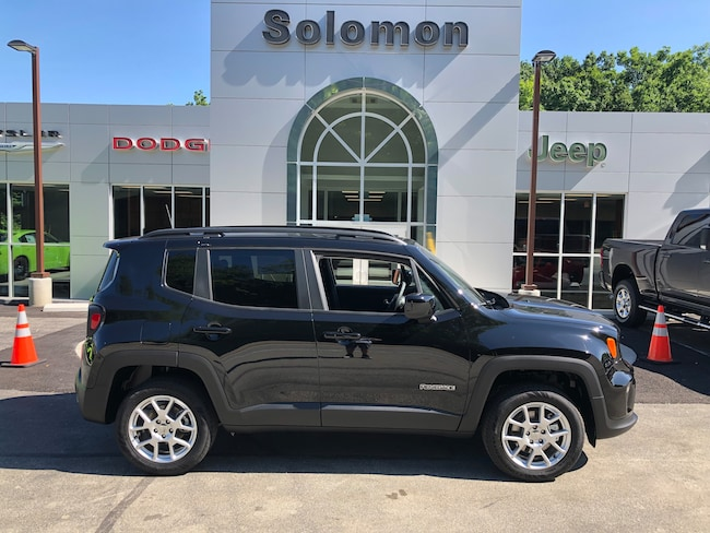 Solomon Dodge Carmichaels Pa >> New 2019 Jeep Renegade For Sale Lease Brownsville Pa Stock